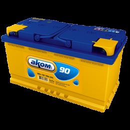 Аккумулятор АКОМ 6СТ-90 п.п