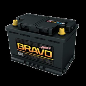 Аккумуляторная батарея Bravo 6СТ-74 п.п