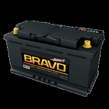 Аккумуляторная батарея Bravo 6СТ-90 п.п.