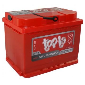 Аккумуляторная батарея 6СТ-60 п.п. Topla Energy