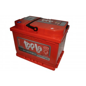 Аккумуляторная батарея 6СТ-60 о.п. (R+) Topla Energy