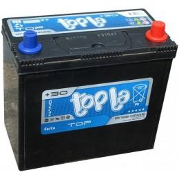 Аккумулятор Topla Top JIS 6СТ-55 о.п.