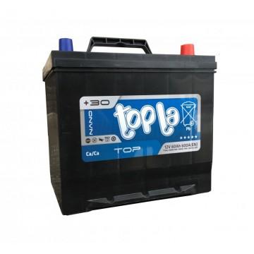 Аккумулятор Topla Top JIS 6СТ-60 о.п.
