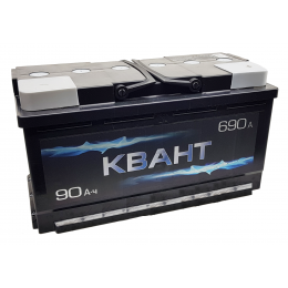 Аккумулятор 6СТ 90 Квант