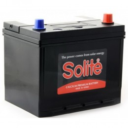 Аккумулятор SOLITE 6СТ-65 о.п. 75D23L борт