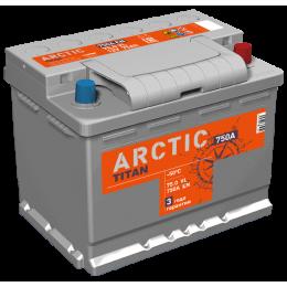 Аккумулятор TITAN ARCTIC 6СТ-75.0 VL о.п.  (750А)