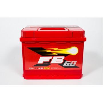 Аккумулятор FB 6СТ-60 п.п.