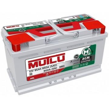 Аккумулятор Mutlu AGM 6СТ-95.0