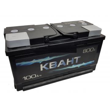 Аккумулятор 6СТ-100 Квант
