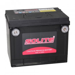 Аккумулятор SOLITE 6СТ-78 CMF  78-750 боковой терминал