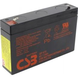 GP672 CSB Аккумулятор