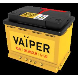 Аккумулятор VAIPER 6СТ-75.0 L о.п. (580 А)