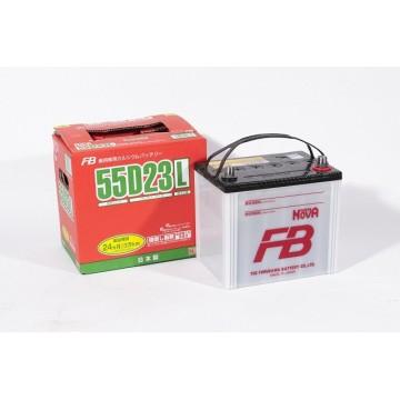 Аккумулятор FB SUPER NOVA 55D23L 6СТ-60 оп (550А)