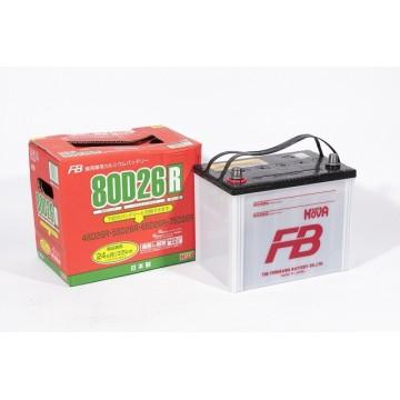 Аккумулятор FB SUPER NOVA 80D26L 6СТ-68 оп (700А)