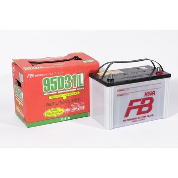 Аккумулятор FB SUPER NOVA 95D31L 6СТ-80 о.п. (740А)