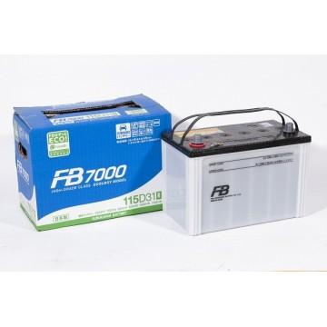 Аккумулятор FB 7000 115D31R 6СТ-90 пп (900А)