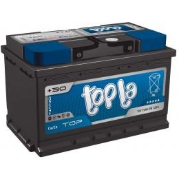 Аккумулятор Topla Top 6СТ-75 о.п. LB3