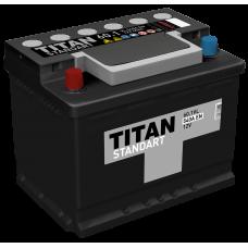 Аккумулятор TITAN STANDART 6СТ-60.1 VL п.п.  (540А)