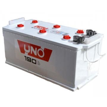 Аккумулятор UNO 6ст-190 Аз(4) (кл. болт)