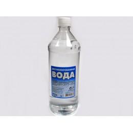 Дистилированная вода 1 л