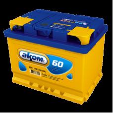 Аккумулятор АКОМ 6СТ-60 п.п.