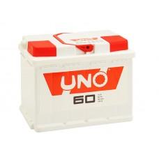 Аккумулятор UNO 6ст-60 (0) Аз