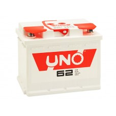 Аккумулятор UNO 6ст-62 (0) Аз