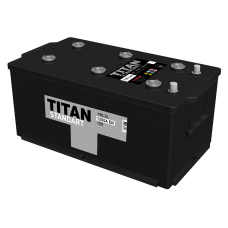 Аккумулятор TITAN STANDART 6СТ-190.3 L о.п.