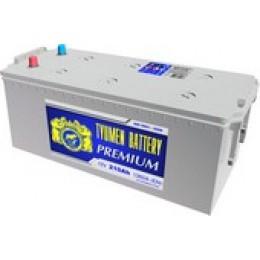 Аккумулятор Тюмень Premium 6СТ-210 п.п.