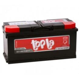 Аккумулятор 6СТ-110 о.п. Topla Energy