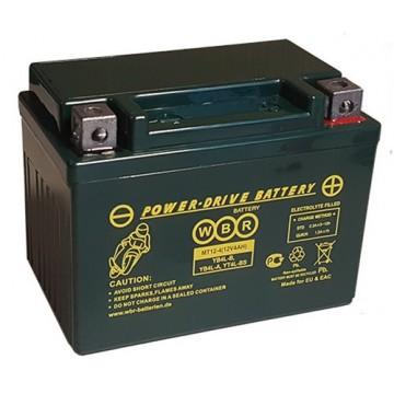 Аккумуляторная батарея WBR МТ 12-4