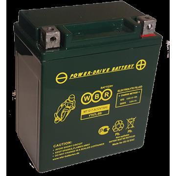 Аккумуляторная батарея WBR МТG 12-7А