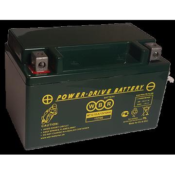 Аккумуляторная батарея WBR МТ 12-10А