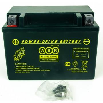 Аккумуляторная батарея WBR МТ 12-11