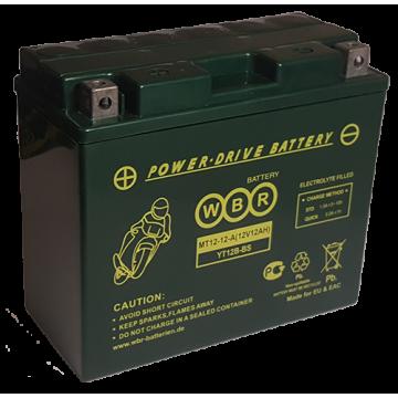 Аккумуляторная батарея WBR МТ 12-12А