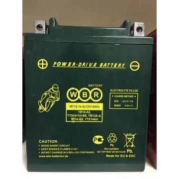 Аккумуляторная батарея WBR МТ 12-14А