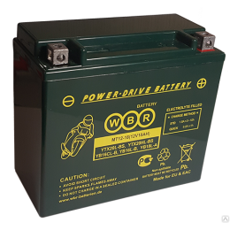 Аккумулятор WBR МТ 12-18
