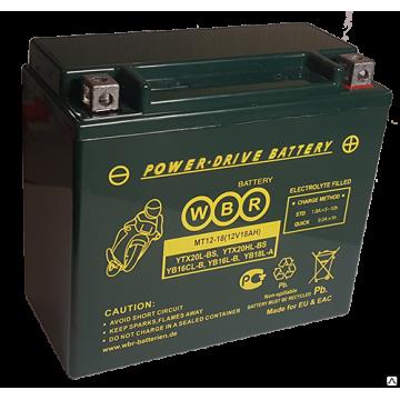 Аккумуляторная батарея WBR МТ 12-18