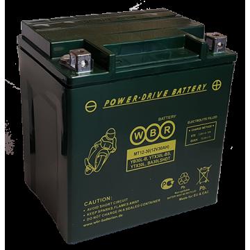 Аккумуляторная батарея WBR МТ 12-30