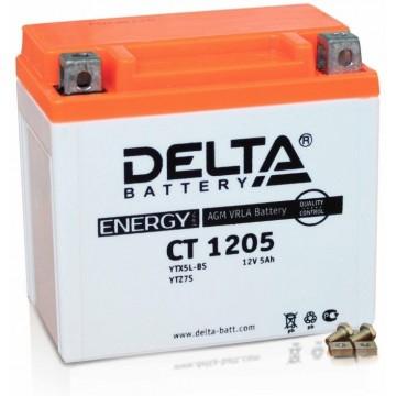 CT 1205 Delta Аккумулятор