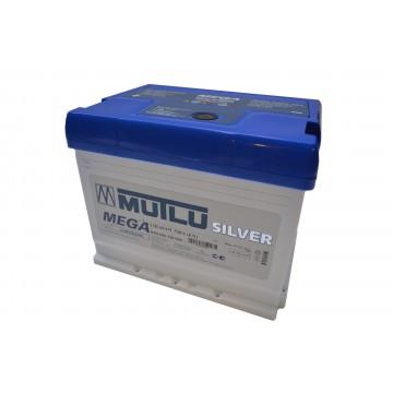 Аккумуляторная батарея 6СТ-60 АЗ п.п. MUTLU Calcium Silver