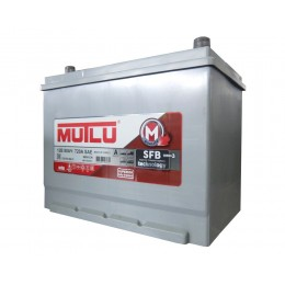 Аккумулятор Mutlu SFB M3 6СТ-80.0 (95D26FL) бортик