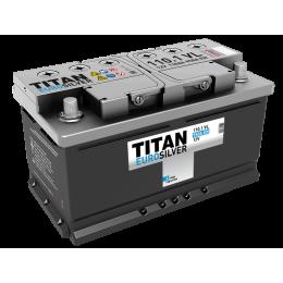 Аккумулятор TITAN EUROSILVER 6СТ-110.1 VL п.п.  (950А)