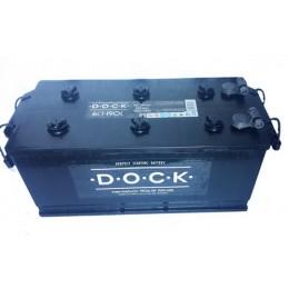 Аккумулятор Dock 6СТ-190 п.п. болт