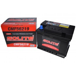 Аккумулятор SOLITE 6СТ-62 о.п. (CMF 56219)