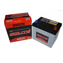 Аккумулятор SOLITE 6СТ-70 о.п. (85D23L)