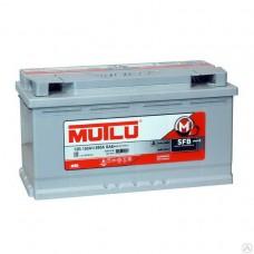 Аккумулятор 6СТ-100 АЗ о.п. MUTLU SFB