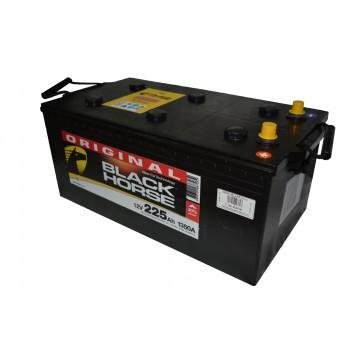 Аккумуляторная батарея 6СТ-225 о.п. Black Horse