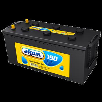 Аккумуляторная батарея Аком 6ст-190