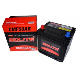 Аккумуляторная батарея 6СТ-50 п.п.SOLITE  (CMF 50AR)
